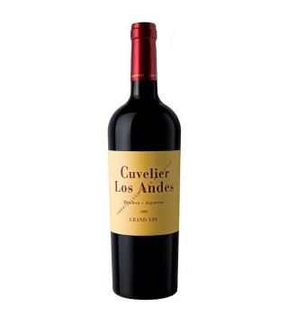 Cuvelier Los Andes Grand Vin 2009